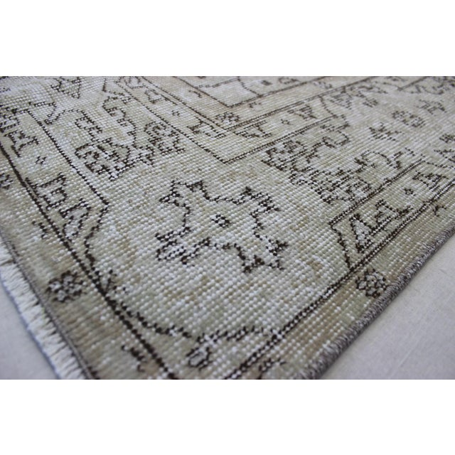 Oriental Overdyed Turkish Rug - 6′1″ × 9′8″ - Image 4 of 9