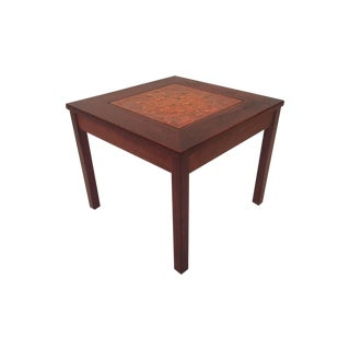 John Keal for Brown Saltman Tile Top Table