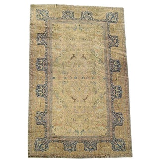 Turkish Sivas Carpet With a Classical Persian Design For Sale