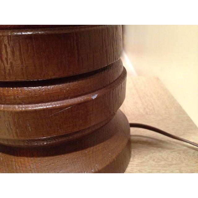 1970s Ceramic Eagle Table Lamp - Image 8 of 8