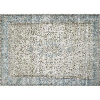 """1940s Persian Kerman Carpet - 8'5"""" X 10'11"""" For Sale"""