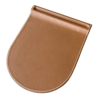 Ralph Lauren Brennan Leather Mouse Pad For Sale