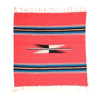 Vintage Chimayo Weaving For Sale