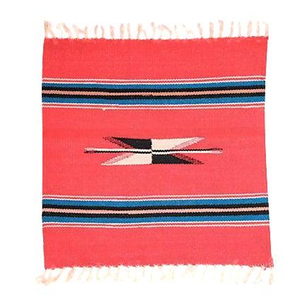 Vintage Chimayo Weaving For Sale