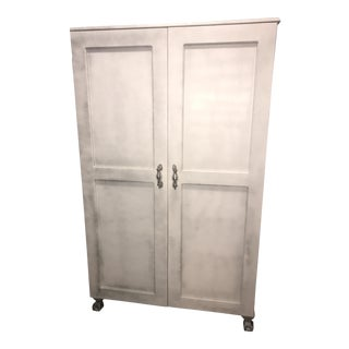 Custom Made Armoire Wardrobe