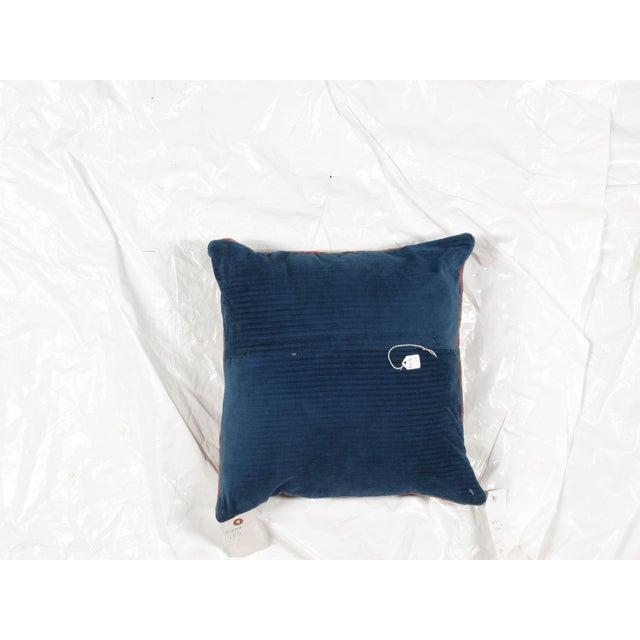 "Leon Banilivi Aubusson Pillow - 1'6"" X 1'6"" - Image 5 of 5"
