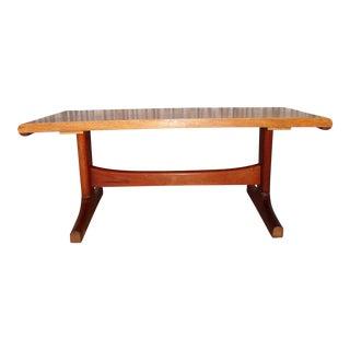 Danish Modern Coffee Table For Sale