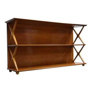 Renzo Rutili Modern Bookcase For Sale