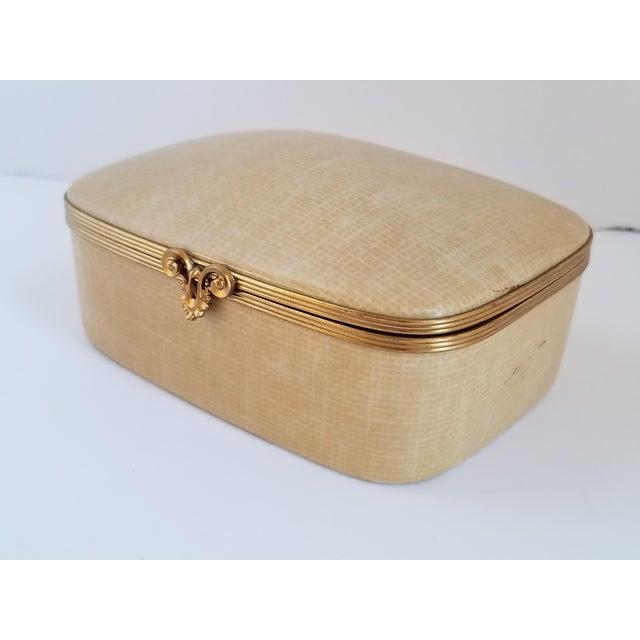 Vintage Chamart Limoges Trinket Box For Sale - Image 12 of 12