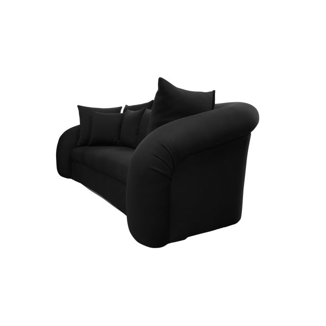 Contemporary Laguna Collection Outdoor Fabric Laguna Sofa by Artist Hector Landgrave For Sale - Image 3 of 4