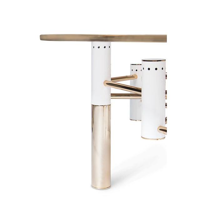 Modern Konstantin Center Table From Covet Paris For Sale - Image 3 of 4