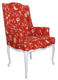 Image of French Country Club Chairs
