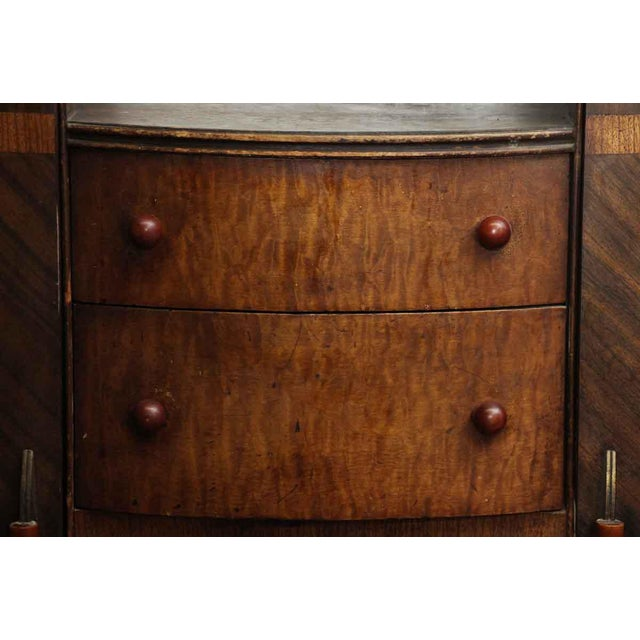 Art Deco Wood Dresser - Image 3 of 9
