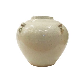 Late 20th Century Cachepot Stoneware For Sale
