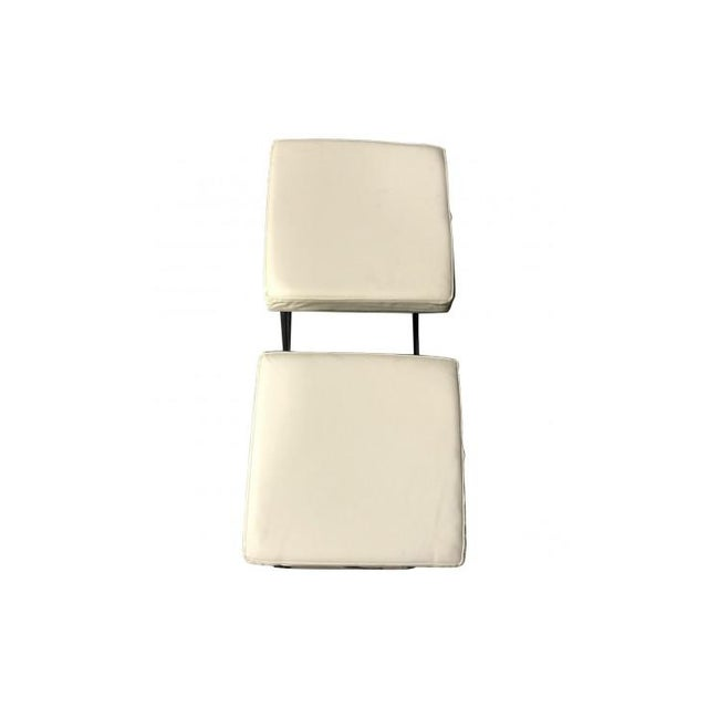 Mies Van Der Rohe: Four Seasons Stool - A Pair - Image 7 of 7