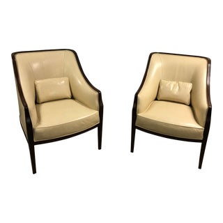 Baker Bottomley Chairs - A Pair