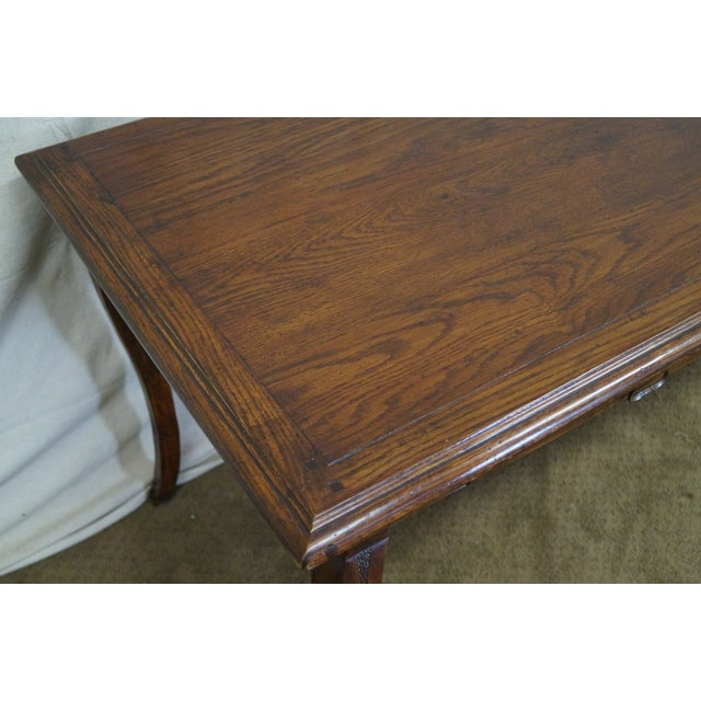 Guy Chaddock French Country Style Writing Desk - Image 6 of 10