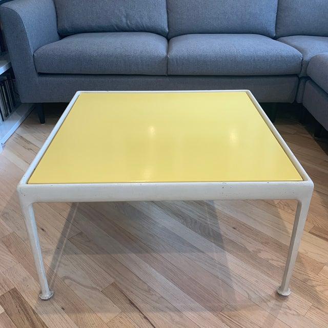 Mid-Century Modern 1960s Mid-Century Modern Knoll Richard Schultz Table For Sale - Image 3 of 10