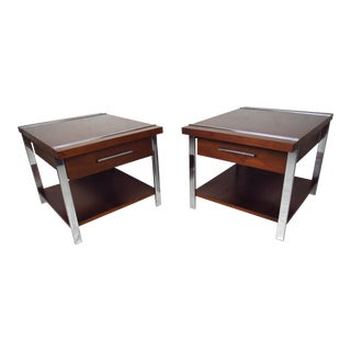 93e62359c1b0e Mid-Century Modern End Tables by Lane Furniture For Sale