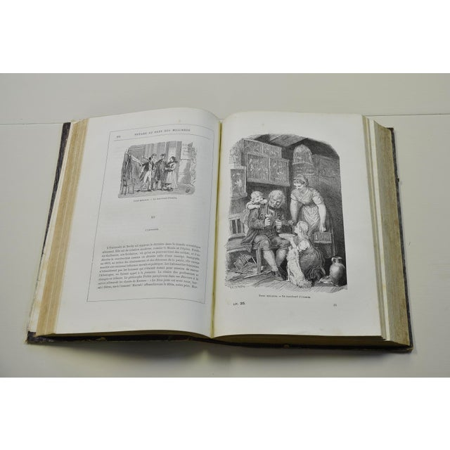 Voyage Au Pays Des Milliards, French Book For Sale - Image 7 of 7