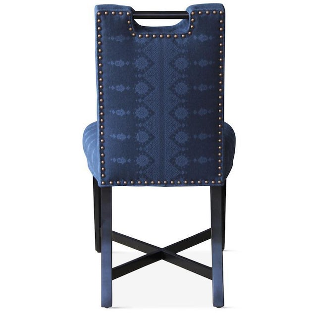 Hollywood at Home Condesa Dining Chair For Sale - Image 4 of 6