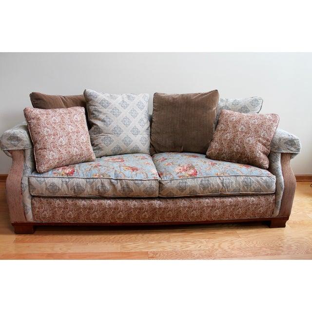Custom Vanguard Stetson Sofa - Image 2 of 11
