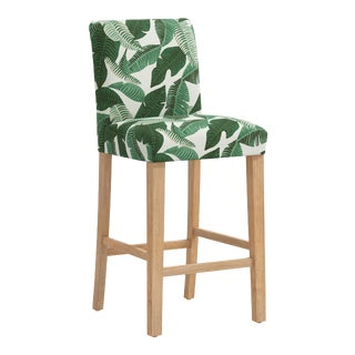 Bar stool in Banana Palm Natural For Sale