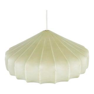 1960s Mid-Century Modern Diamond Shape Cocoon Pendant Lamp, Germany For Sale