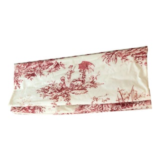 Rise &Cream Colors Toile Ronan Shade