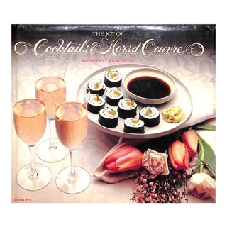 The Joy of Cocktails and Horsd Oeuvre Book For Sale
