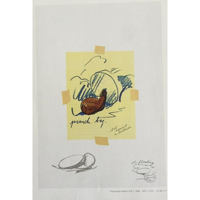 """Claes Oldenburg """"Notes"""" Complete Collection - Set of 12 - Image 8 of 10"""