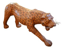 Image of Leather Sculpture