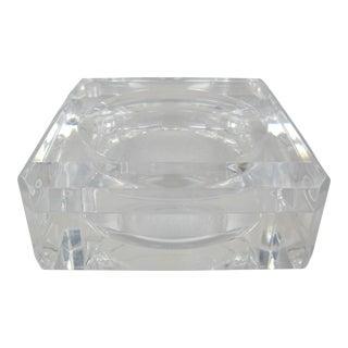Alessandro Albrizzi Lucite Box