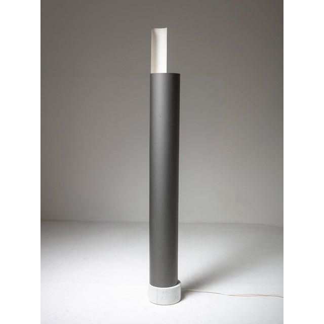 Pia Guidetti Crippa Rare Floor Lamp by Pia Guidetti Crippa for Lumi For Sale - Image 4 of 8
