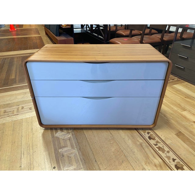Ligne Roset Peter Maly Cemia 3 Drawer Dresser For Sale - Image 10 of 10