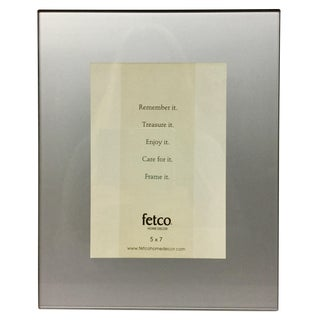 Fetco Modern Glass Photo Frame For Sale