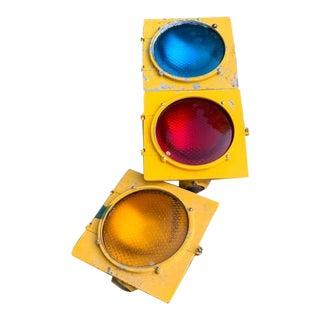 Authentic Econolite Traffic Signal For Sale