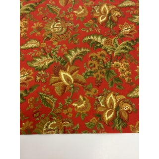 Traditional Print Heavy Upholstery Fabric Preview
