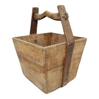 Old Elm Village Bucket For Sale