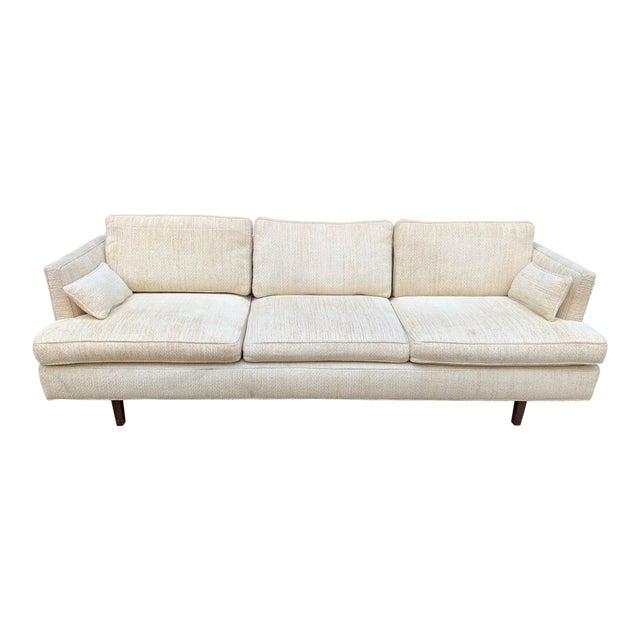 Edward Wormley Three Seat Sofa for Dunbar For Sale