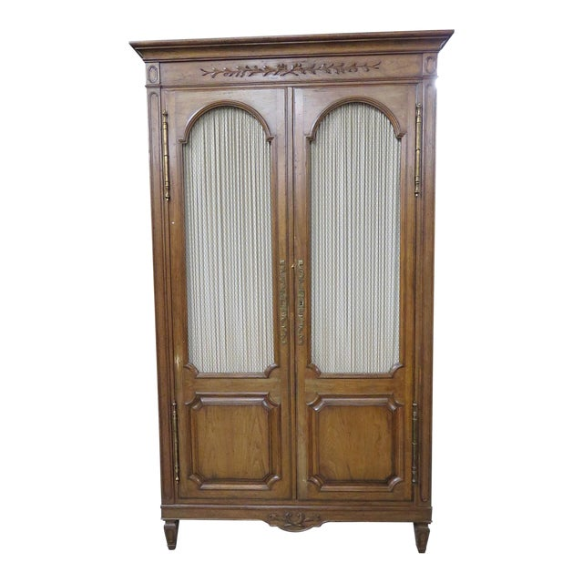 Auffray Country French Armoire For Sale