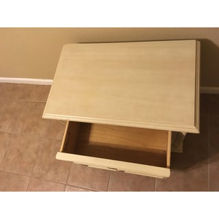 Transitional Thomasville Beige Nightstand Preview