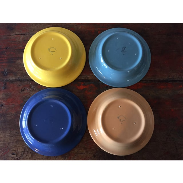 Franciscan El Patio Bowls - Set of 4 - Image 6 of 7