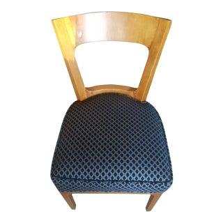 Antique 19th C Biedermeier Chair For Sale