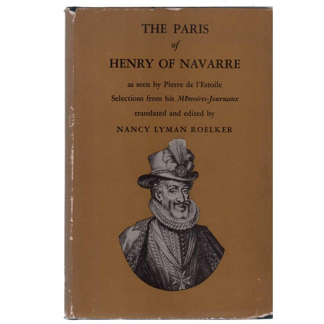 1950s The Paris of Henry of Navarre For Sale - Image 4 of 4