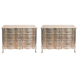 Image of Silver Commodes