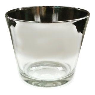 Mid-Century Modern Lusterware Ice Bucket For Sale