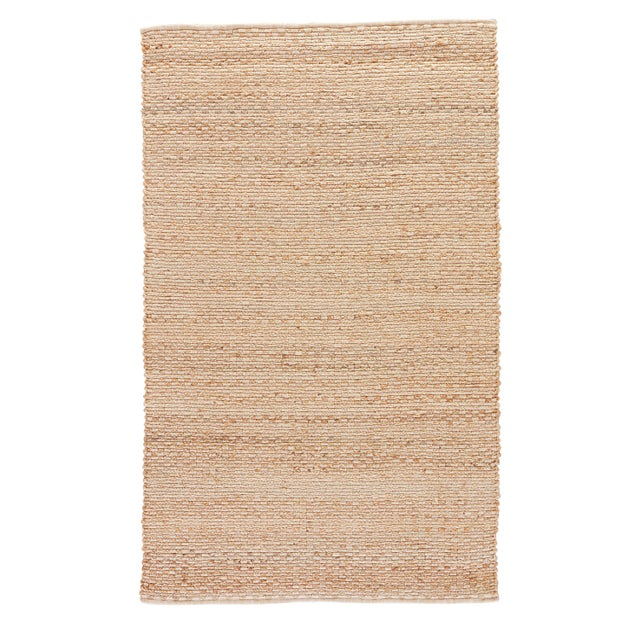 Jaipur Living Braidley Natural Solid Beige Area Rug - 8′ × 10′ For Sale In Atlanta - Image 6 of 6