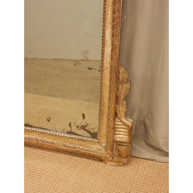 Early 18th Century 18th C. French Directoire Mirror For Sale - Image 5 of 8