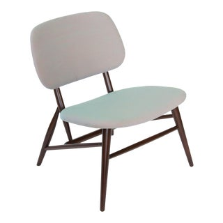 Alf Svensson Fireside Chair. Sweden Modern. 1950s For Sale